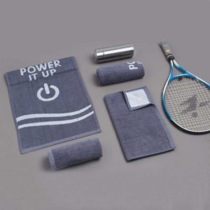 Power It Up Grey Cover